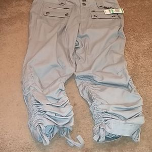 New grey INC pants